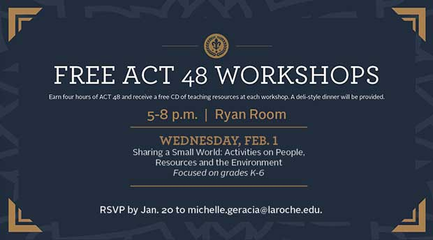 Free Act 48 Workshop