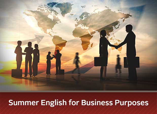 Summer English for Business Purposes Program