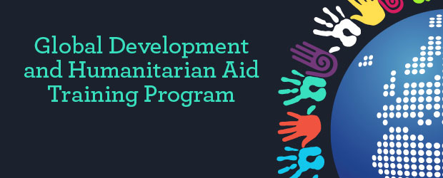 Global Development and Humanitarian Aid Training Program
